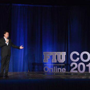 Steve Multer hosting FIU Online Con 2017