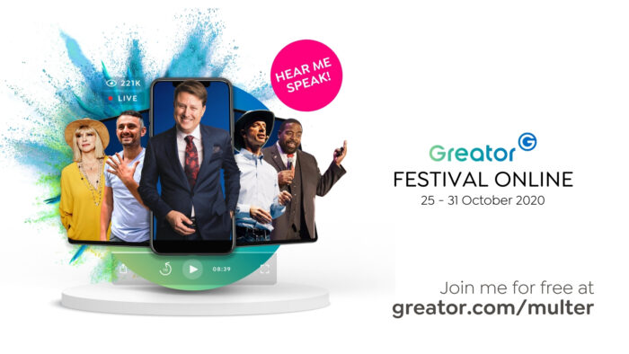 Greator Festival Online 2020
